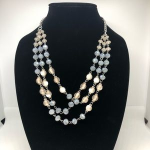 Jules B - Beaded Necklace